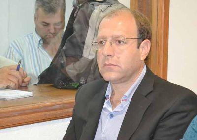 Fabián Bruna no descartó que Jorge pueda ser precandidato a intendente por Santa Rosa