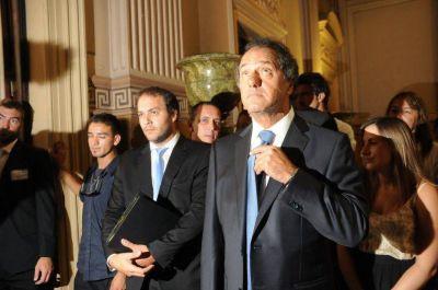 Para la oposición, lo de Scioli fue un discurso de campaña y ajeno a la realidad