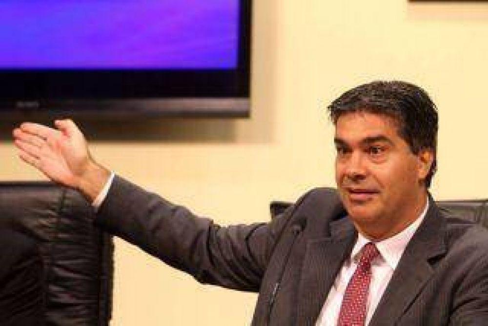 Capitanich confirmó cambios en su gabinete: mañana asumen Bolatti, Sager y Soneira