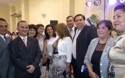 El PJ tildó de falso y oportunista al discurso de Colombi en Legislatura