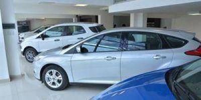 Los patentamientos de vehículos cayerón un 32,78% en Formosa