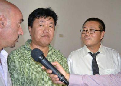 Confianza de empresa china en hallar nuevas reservas hidrocrburiferas en el oeste formoseño