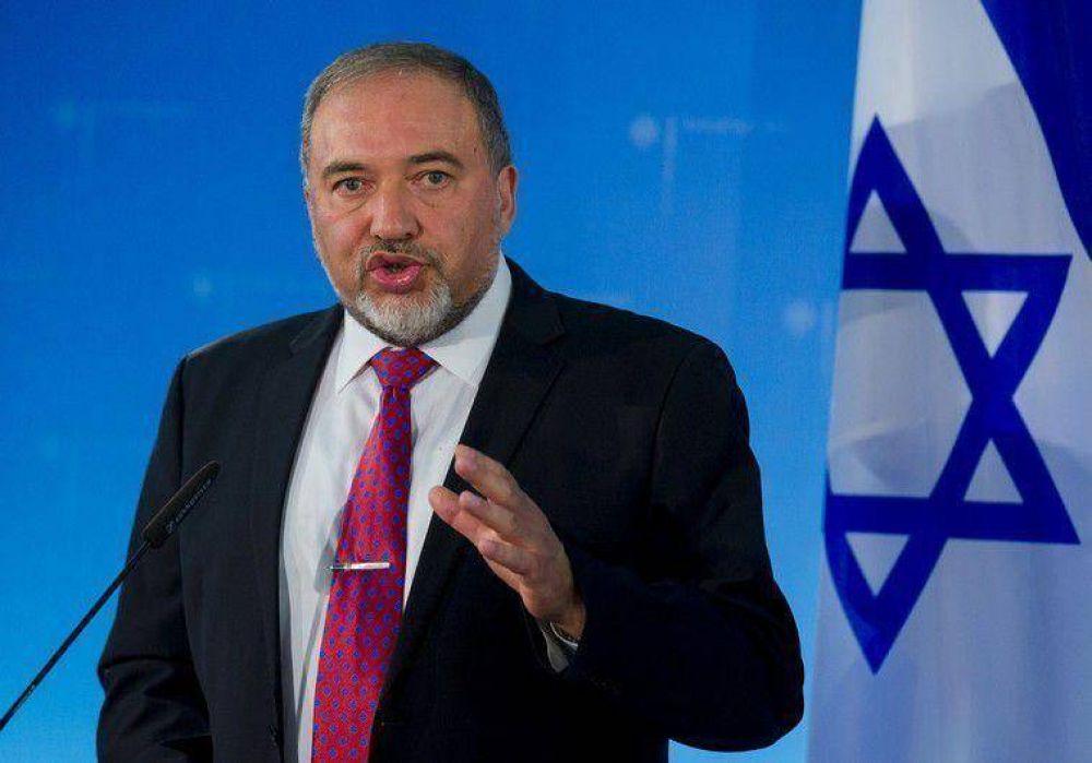 El canciller israelí respondió la carta de Timerman