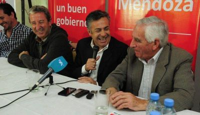 """El """"Frente Cambia Mendoza"""" se lanzó en Malargüe"""