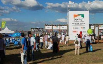 Expoagro 2015: Tras la suspensión, comienza la muestra del campo en Ramallo