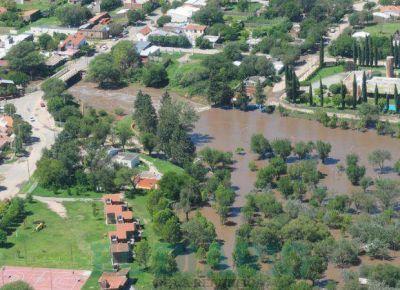 El agua no tuvo piedad: más de 600 personas perdieron todo en Lafinur