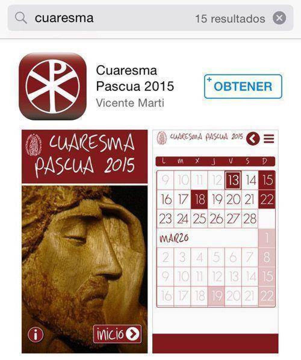 España: Archidiócesis de Valencia lanza app para vivir la Cuaresma