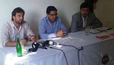 Concejales radicales de Posadas proyectaron la tarea legislativa para 2015 y cuestionaron la gestión del intendente