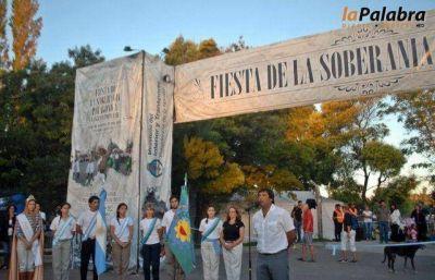 Comenzó la Fiesta de la Soberanía Patagónica