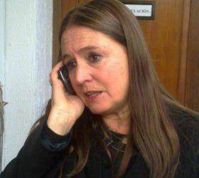 María Inés Diez confirmó su candidatura