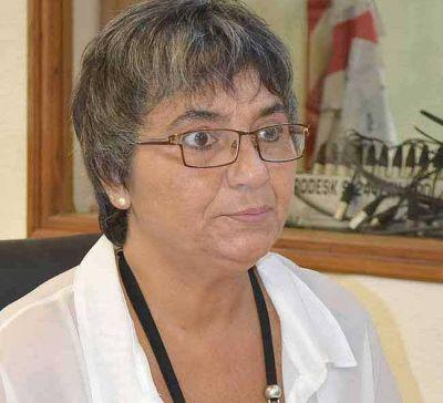 """Silvia Carballo :""""No se le están dando todas las respuestas a los vecinos"""""""