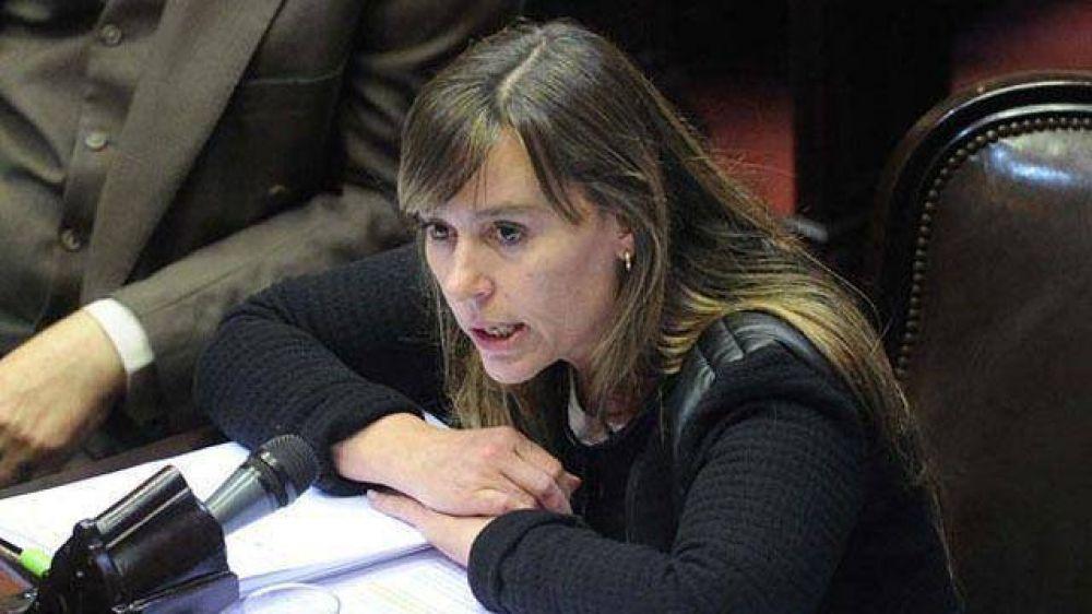 Di Tullio no descarta que en el Congreso se debata el aborto