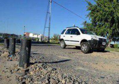 Dura r�plica del Municipio por la Colectora M�xima