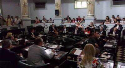 Diputados abogaron por consolidar la paz social