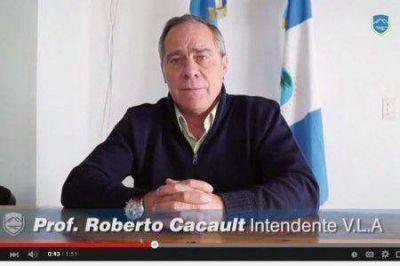 """Cacault: """"La Paz Social se encuentra únicamente en el diálogo, podrá gustar o no"""""""