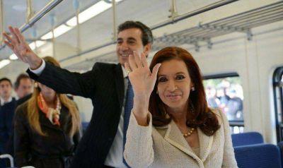 Cristina y Randazzo recibirán una nueva formación para la línea Roca