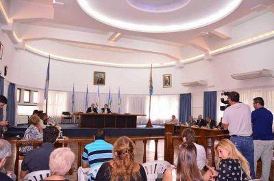 No hubo cambios en las autoridades del Concejo Deliberante