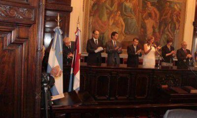 TSJ: asumieron López Peña y Pablo Bustos Fierro