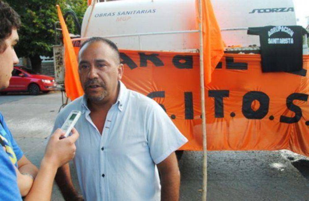 Contundente apoyo a Daniel Díaz que seguirá, por cuatro años más, al frente de SiTOS