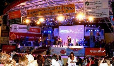 Hoy se inaugura la 46° Fiesta Provincial del Trigo