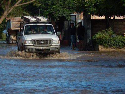 """El intendente de Concarán aseguró que """"gran parte"""" de los evacuados regresó a sus casas"""