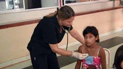 Enfermedades y peligros en las personas evacuadas