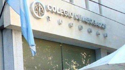 Colegio de Abogados denunci� a los fiscales Noguera y Herrera
