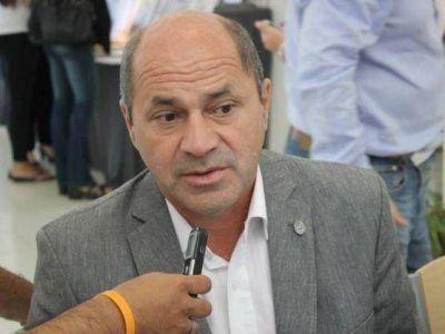 """Mario Secco: """"Castagneto es un muy buen candidato para gobernador o para lo que se proponga"""""""