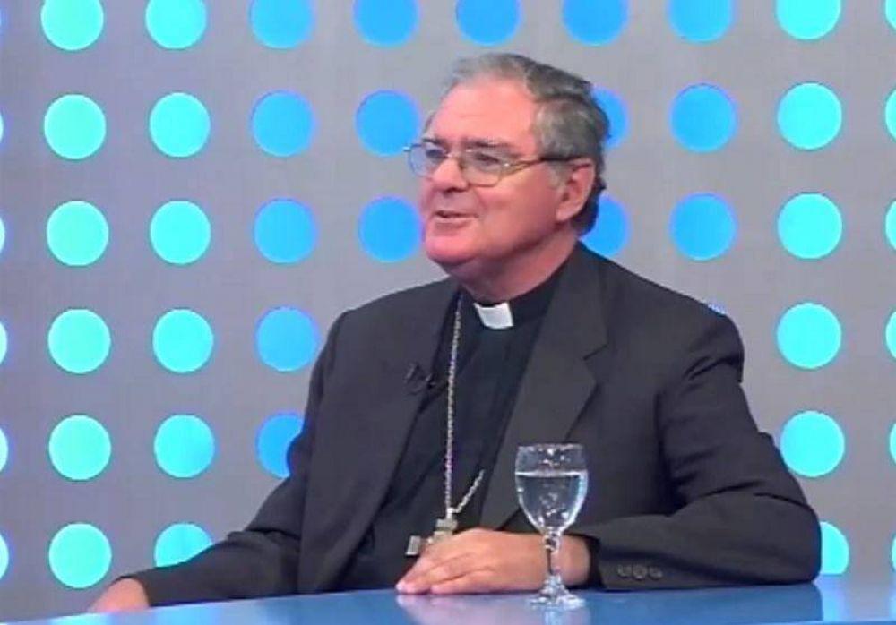 """Mons. Ojea reclamó ocuparse de los temas """"trascendentes"""" como la educación"""