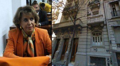 María Julia Alsogaray deberá cumplir condena en su casa