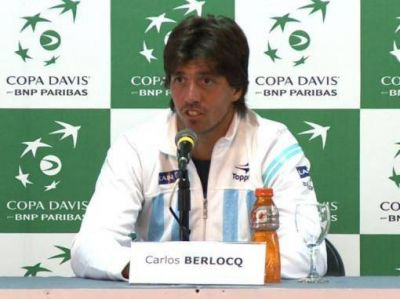 Berlocq ante Souza ser� el inicio de la serie de Copa Davis ante Brasil