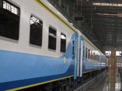Probarán por primera vez el tren Buenos Aires-Rosario