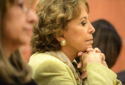María Julia Alsogaray cumplirá prisión domiciliaria