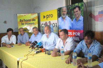 El PRO San Rafael llevará a gobernador al candidato del Partido Federal