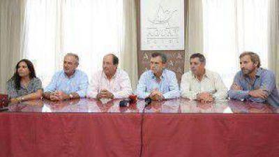 El acuerdo entre Macri y Sanz