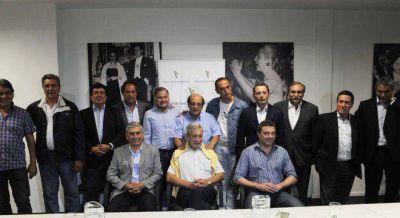 Junto a Scioli, los intendentes de la Tercera recordaron su poder para definir elecciones