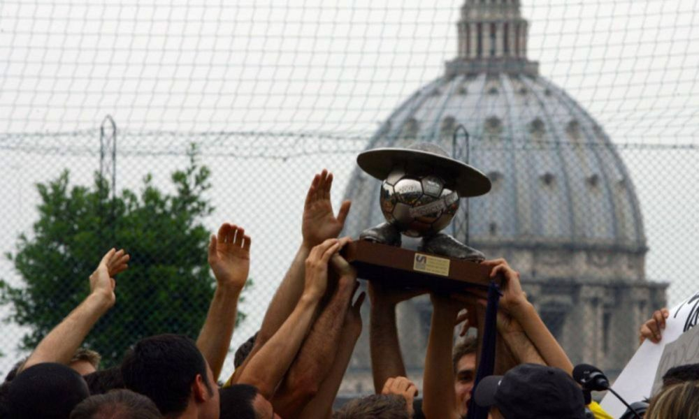 Clericus Cup: Inicia en el Vaticano el Mundial de Fútbol de la Iglesia