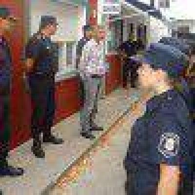 Sesenta policías del Operativo Sol se quedarán en la ciudad