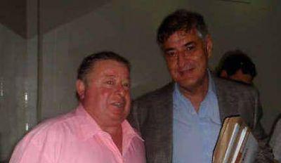 Guzmán se reunió con el presidente del OCEBA