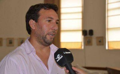 """Mariano Marquinez: """"No apoyo, ideológicamente un acuerdo con Mauricio Macri"""""""