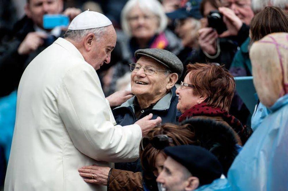 """Francisco: """"La herencia, el don de la Patria"""""""