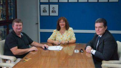 Convenio entre Cones y UTN permitirá incorporar estudiantes avanzados a distintos proyectos