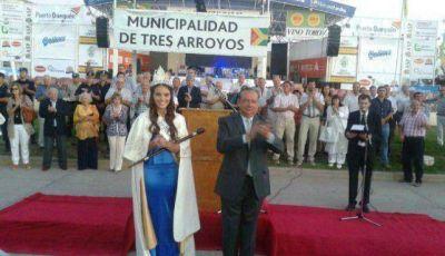 Inauguraron la 46º Fiesta Provincial del Trigo