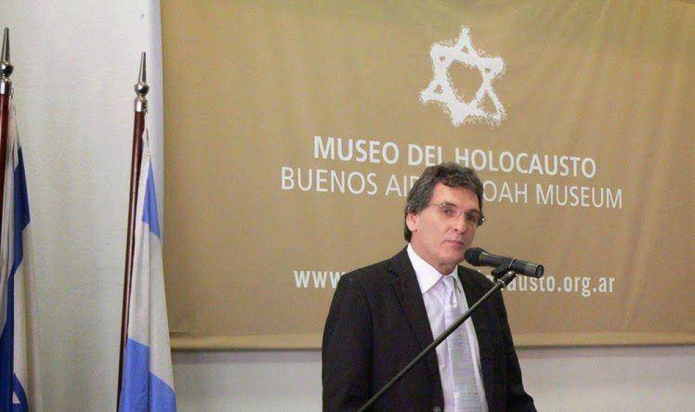 """Para el presidente del Museo del Holocausto de Buenos Aires, """"Nisman es un capítulo más que agrava una etapa muy crítica que surge antes del Memorándum"""""""