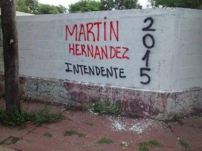 Hernández confirmó el pase a la Justicia Federal de la fiscal Marisa Vázquez y ratificó su eventual candidatura a Intendente