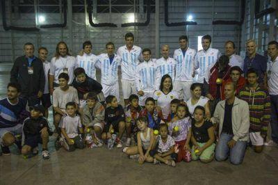 Copa Davis: una nueva aventura comienza