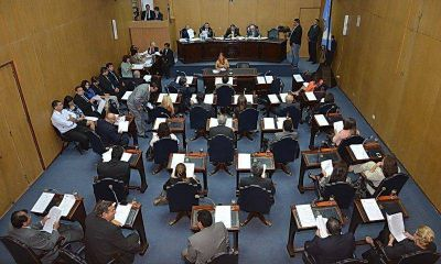 La Legislatura acepto las renuncias de los jueces Miers y Suhr