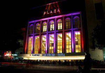 El teatro Mercedes Sosa se prepara para recibir a grandes artistas nacionales e internacionales