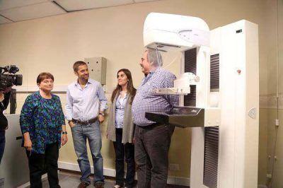 El Hospital de Río Grande ya cuenta con el mamógrafo de última generación