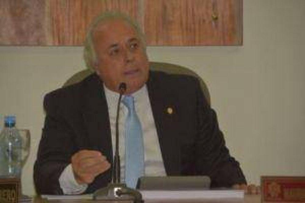 Varios candidatos presentes en el discurso de Marcelo Lima